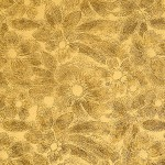 DM FLEUR Gold/Brown glatt Nr. 17031 2600x1000x1 mm