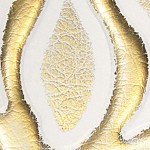 LL ALISE White/Gold Nr. 14771 2612x1000x3,3 mm