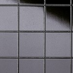 MS Anthracite 10x10 flex. Classic Nr. 10533 980x980x1,2 mm