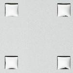 3D Q-10-40-40 Silver PF met/Silver Nr. 10052 2600x1000x1,3 mm
