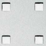 PL Q 10-40-40 Silver PF met Nr. 10968 2600x1000x1 mm