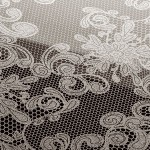 SG LACE Black/Platin Nr. 17942 2600x1000x1,8 mm