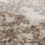 SG LACE White/Vintage Brown Nr. 17943 2600x1000x1,8 mm